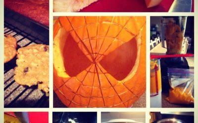 DIY Pumpkins to Cookies