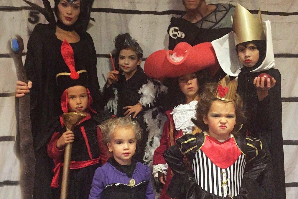 COST UPDATE Halloween 2014 Disney Villains
