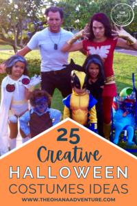 25 creative halloween costume ideas