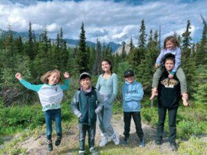 the ohana adventure family hike