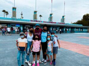 """""""The Ohana Adventure"""" family at Walt Disney World"""