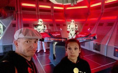 Disneyland Rise of the resistance, is it the best Disneypark ride EVER!? (spoiler alert)