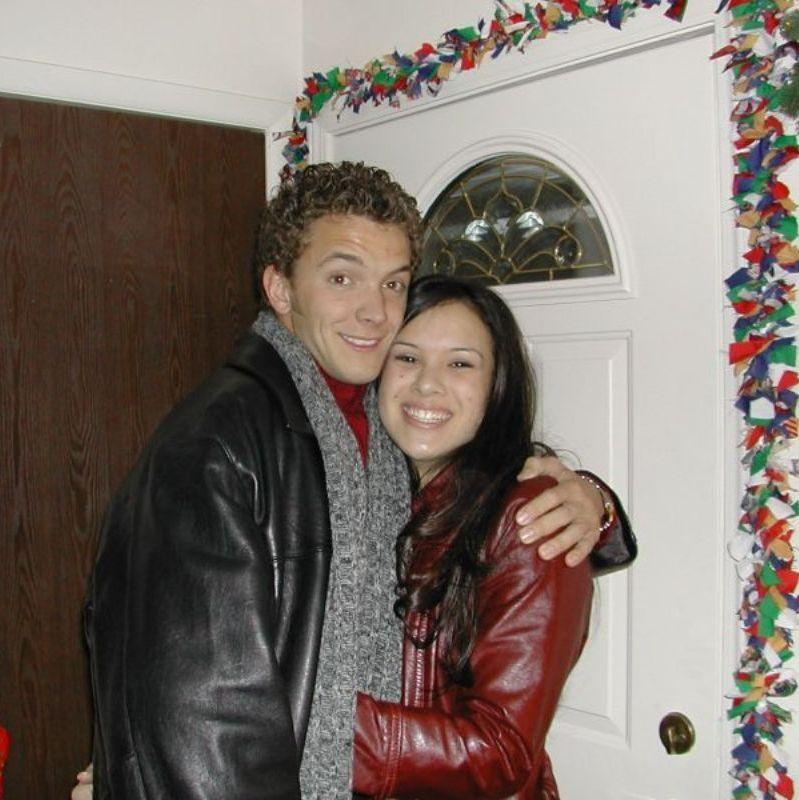 Rachel and Jase 2005