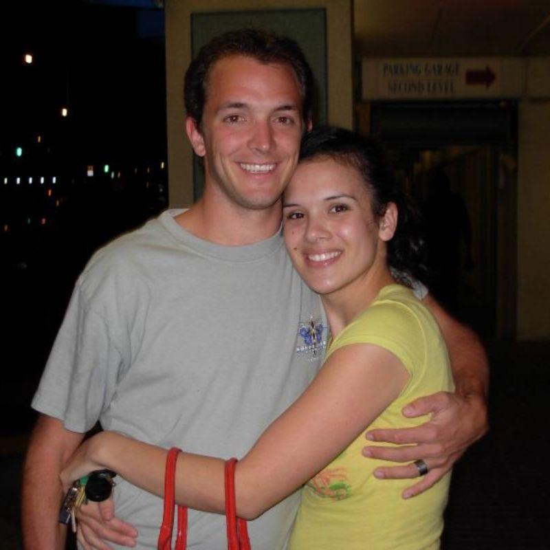 Rachel and Jase 2006