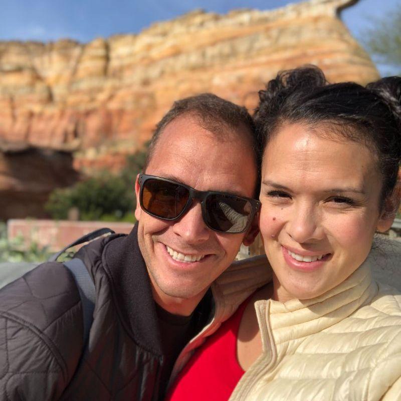 Rachel and Jase 2019