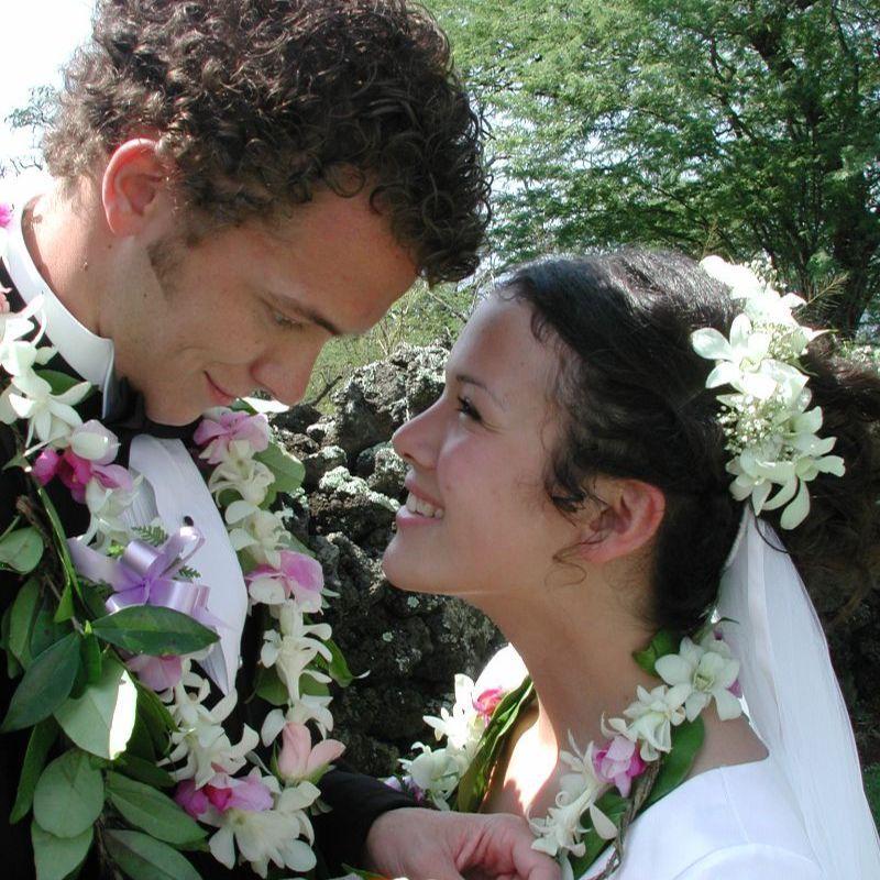 Rachel and Jase Wedding 2002