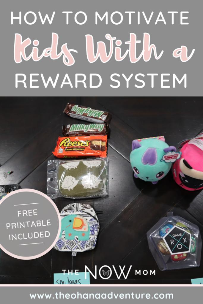 Mommy Store to Reward Kids