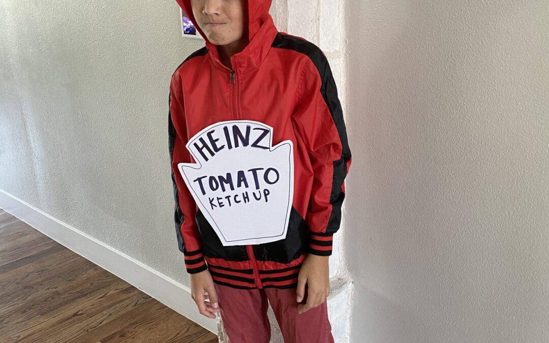 Simple Homemade Halloween Costumes