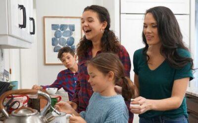 Christmas Treats Kids Can Cook
