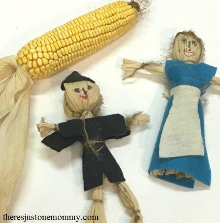 corn doll craft