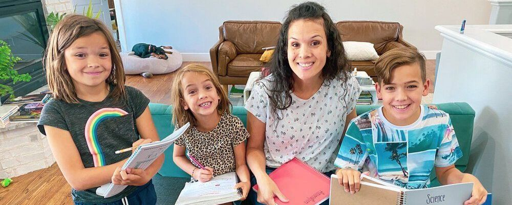 School supplies that promote learning at home