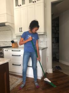 rykel sweeping