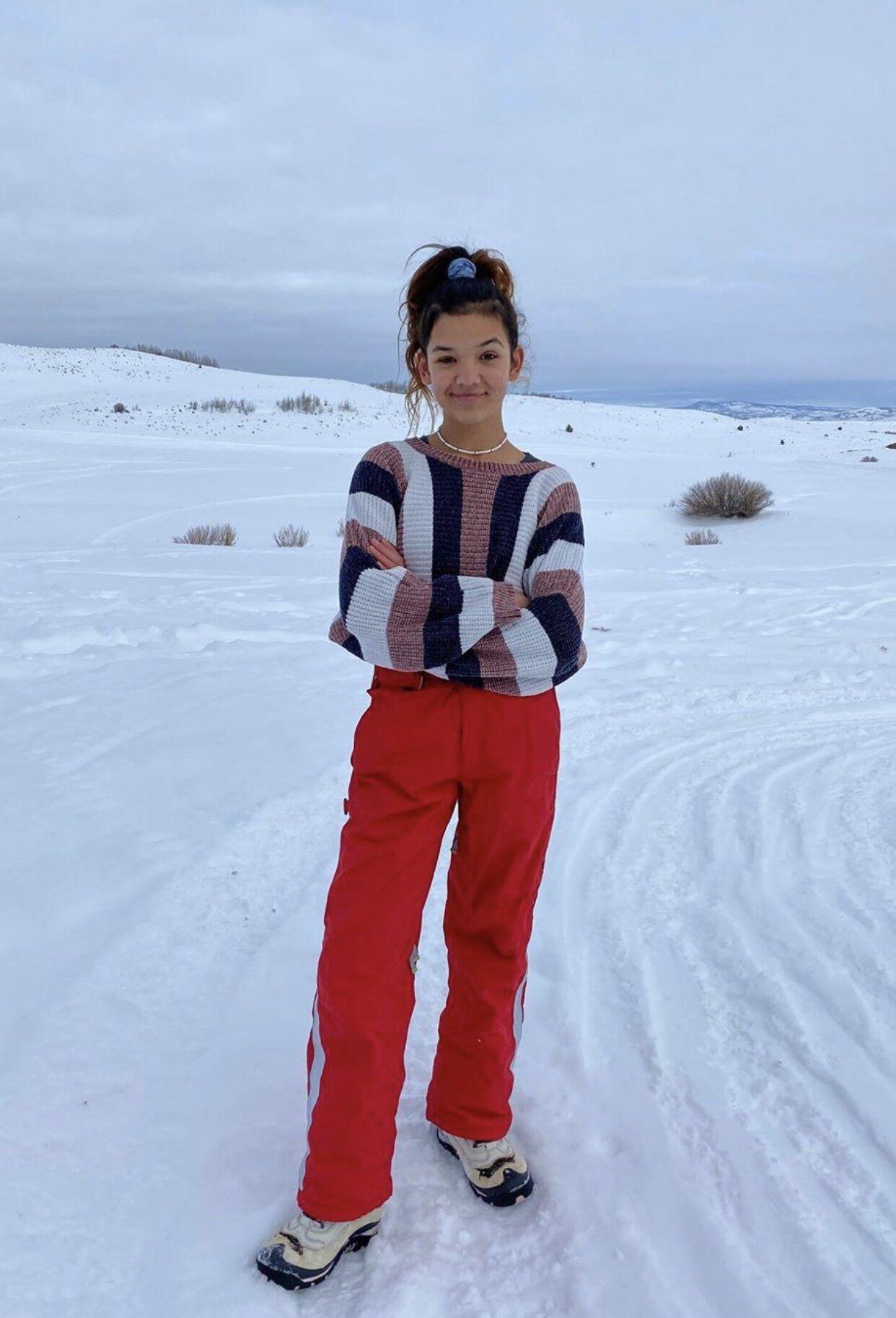 rykel in winter vacation