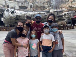 family vacation disney world