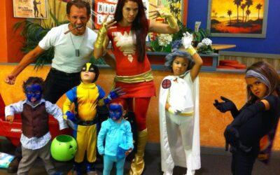 25 Fun Halloween Family Costume Ideas