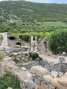 site seeing in ephesus turkey