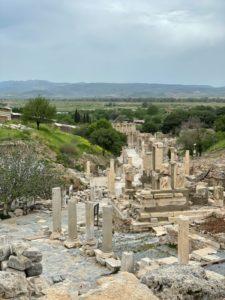 the great city of ephesus turkey