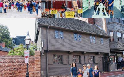 10 Best Stops in Downtown Boston, Massachusetts